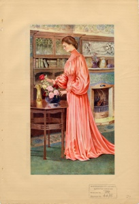 Liberty 'Dress and Decoration' catalogue, 1905, page 27. Image property of Westminster City Archives