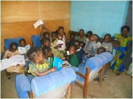 Children in Ifon Osun