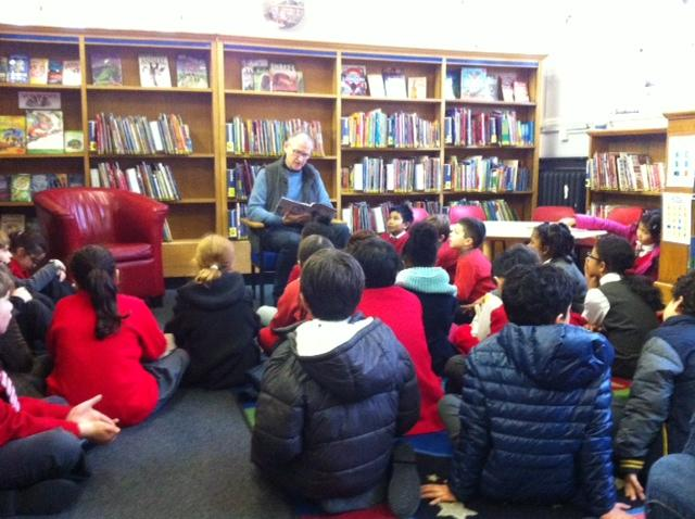 National Storytelling Week 2014 at Mayfair Library