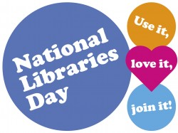 National Libraries Day 2014