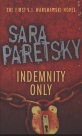 Indemnity Only, by Sara Paretsky (2007 edition)