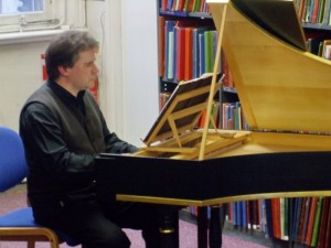 Il Bacio perform at Westminster Music Library, March 2014