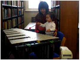 BTL Early Years workshop on Ivor Gurney, Westminster Music Library May 2014