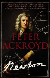 Isaac Newton, by Peter Ackroyd