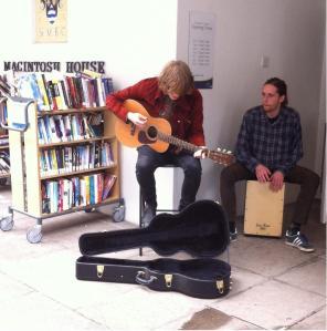 La Trappistine, Marylebone Library Open Day, 14 June 2014
