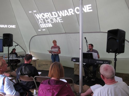 WW1 singalong with Westminster Music Library