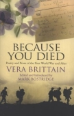 Because you died, by Vera Brittain
