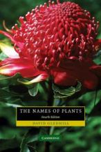 The Names of Plants, by D Gledhill