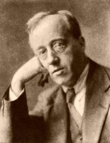 Gustav Holst 1921