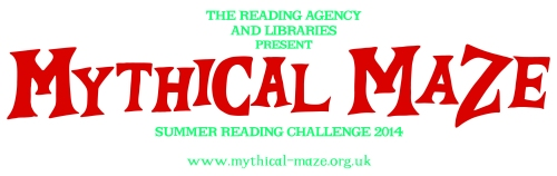 Mythical Maze - the Summer Reading Challenge 2014