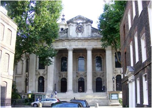 St John's, Smith Square