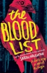 The Blood List by Sarah Naughton