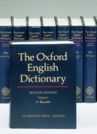 The Oxford English Dictionary (OED)