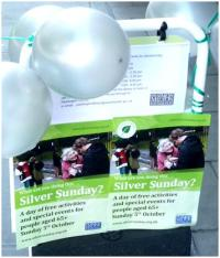 Silver Sunday 2014 at Paddington Library