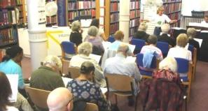 Silver Sunday 2014 at Westminster Music Library