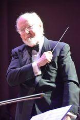 John Williams with the Boston Pops Orchestra