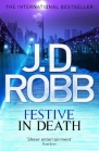 Festive in death, by JD Robb