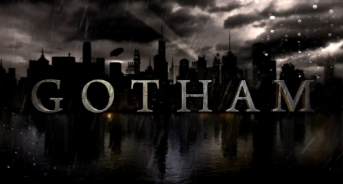 Gotham Logo (Photo Credit: Fox Television)