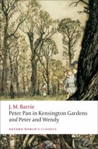 Peter Pan, by JM Barrie