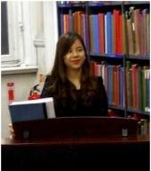 Sue Yieng Lee at Westminster Music Library, December 2014
