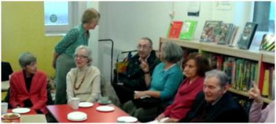 Monthly Meet Up at St John's Wood Library