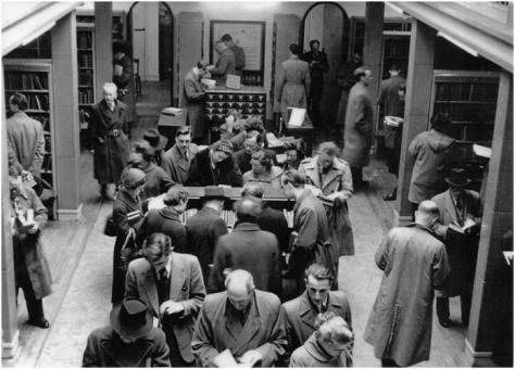 Charing Cross Library 1948