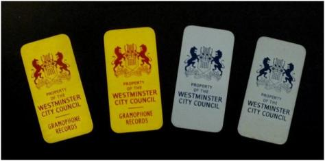 City of Westminster tokens