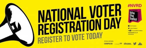 National Voter RegistrationDay