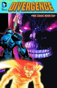 Free Comic Book Day 2015 - DC Comics: Divergence