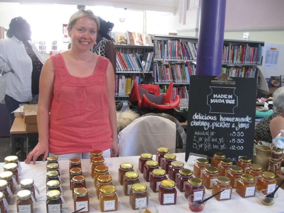 Made in Maida Vale at Maida Vale Library Summer Fair 2015