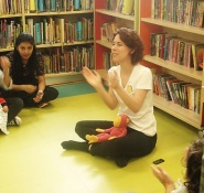 Record Breakers 2015: Monkey Music event at St John's Wood Library