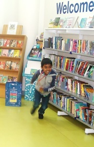 Record Breakers 2015: Recycling Record Breakers event at Pimlico Library