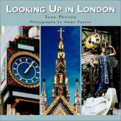 Looking up in London by Jane Peyton