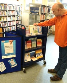 Books on Prescription at Victoria Library
