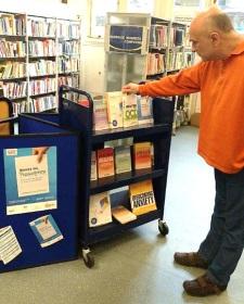 Books on Prescription at Victoria Library