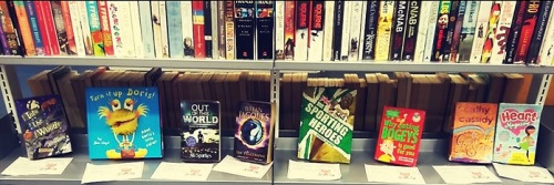 Takeover Day at Westminster City Archives, November 2015: Children's display