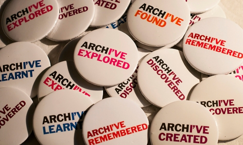 Explore your archive badges