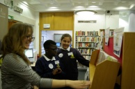 Takeover Day at Westminster City Archives, November 2015