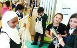 Takeover Day at St John's wood Library, November 2015