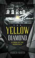 Yellow Diamond by Andrew Martin