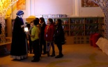 Meeting 'Florrie Armstrong' - Queen's Park Library sleepover, December 2015