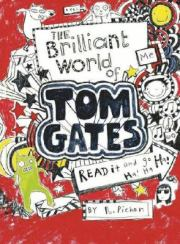 Tom Gates books by Liz Pichon