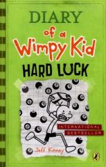 Wimpy Kid books by Jeff Kinney