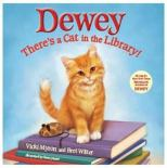 Books about Dewey the library cat