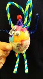 Egg-cellent Easter activities at Queen's Park Library, March 2016