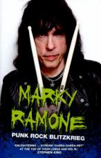 Punk Rock Blitzkrieg, by Marky Ramone