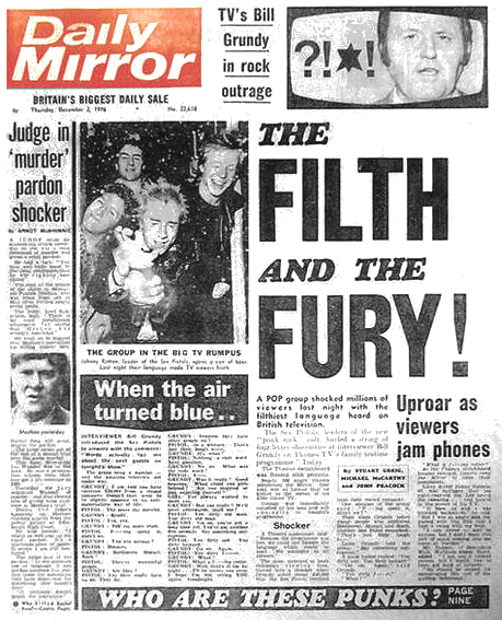 Daily Mirror, 2 December 1976