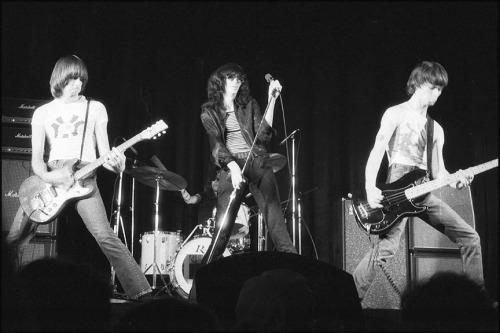 The Ramones, Toronto 1976