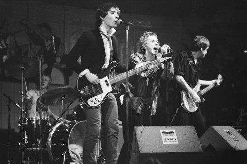The Sex Pistols. In Paradiso