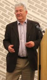 Professor Jan Smaczny, Chair of the IAML (UK & IRL) awards panel